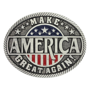 Attitude Make America Great Again Buckle - A668