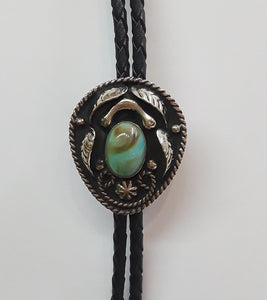 Turquoise Bolo Tie - AC57T