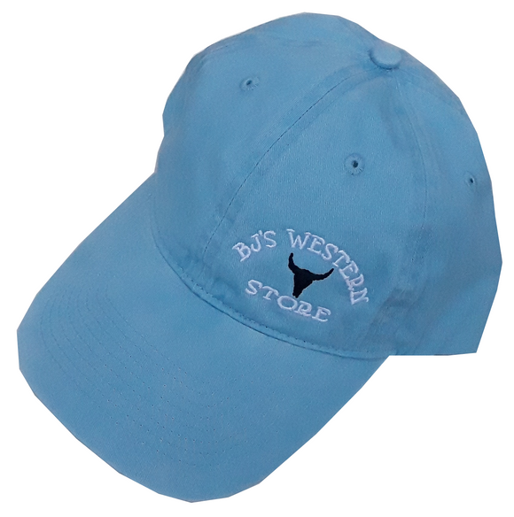 BJ's Western Youth Cap - Sky Blue