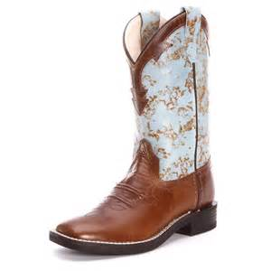 Jama Old West Boots - BSC1885