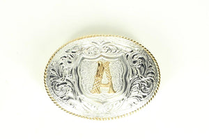 Youth Initial Buckle