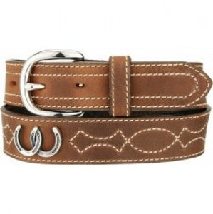 Justin Western Double Luck Belt - C30089