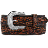 Tony Lama Big Four Belt - C42474