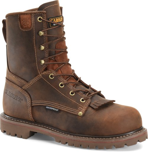 Carolina Mens Waterproof Work Boot - CA8028
