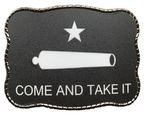 Wallet Buckle Come & Take It