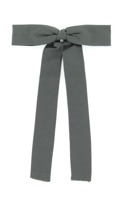 Colonel Black Bow Tie - 1406