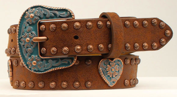 Angel Ranch Girl's Fashion Belt - DA5294