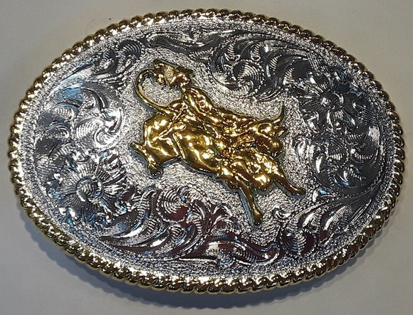 Kids Bullrider Buckle - DBK190