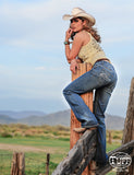 Cowgirl Tuff Don't Fence Me In - DFMI00