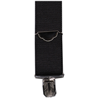 Black Suspenders - DS370