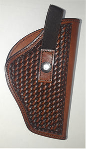Leather Gun Holster   GH-01B