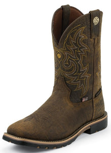 Justin George Strait Waterproof Boots - GS9050