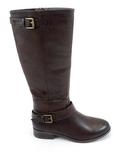 Corky's Gunn Boots - Brown and Black