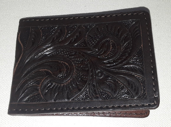 Tooled Money Clip  IF-3