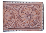 Tooled Money Clip  IF-4