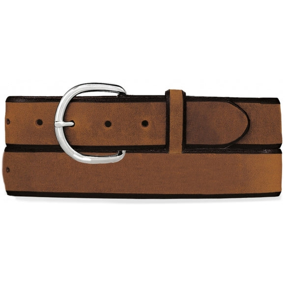 Blue Light Special Aged Bark Belt - K1209