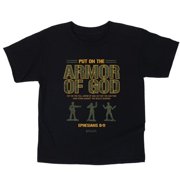 Kerusso Armor Of God Graphic Tee - KDZ3472