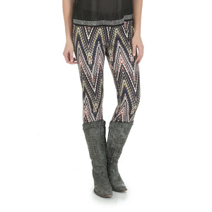 Rock 47® Printed Leggings - LJK482M