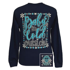 Girlie Girl Original Baby It's Cold Outside    LS-BIC0200