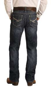 Rock and Roll Denim Double Barrel Jean - M0D7715