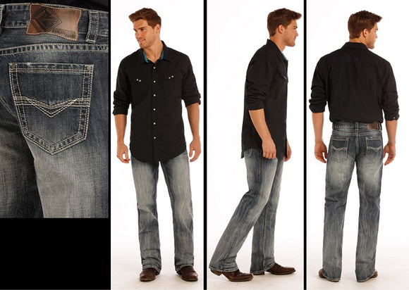 Rock & Roll Cowboy Denim - M0S1437