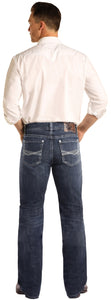 Rock and Roll Denim - Double Barrel Straight Leg Jean - M0S3382
