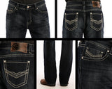 Rock and Roll Cowboy Jeans - Double Barrel Relax Fit - M0S9477