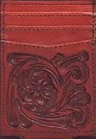 Leather Money Clip - MC05