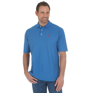 Wrangler George Strait Performance Polo - MGSK34B