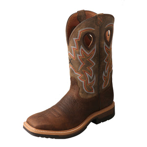 Twisted X Lite Western Work Boot - MLCW022