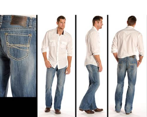 Rock and Roll Cowboy Jeans - Double Barrel Relax Fit - M0D1573