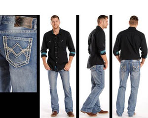 Rock and Roll Cowboy Jeans - Double Barrel Relax Fit - M0D1575