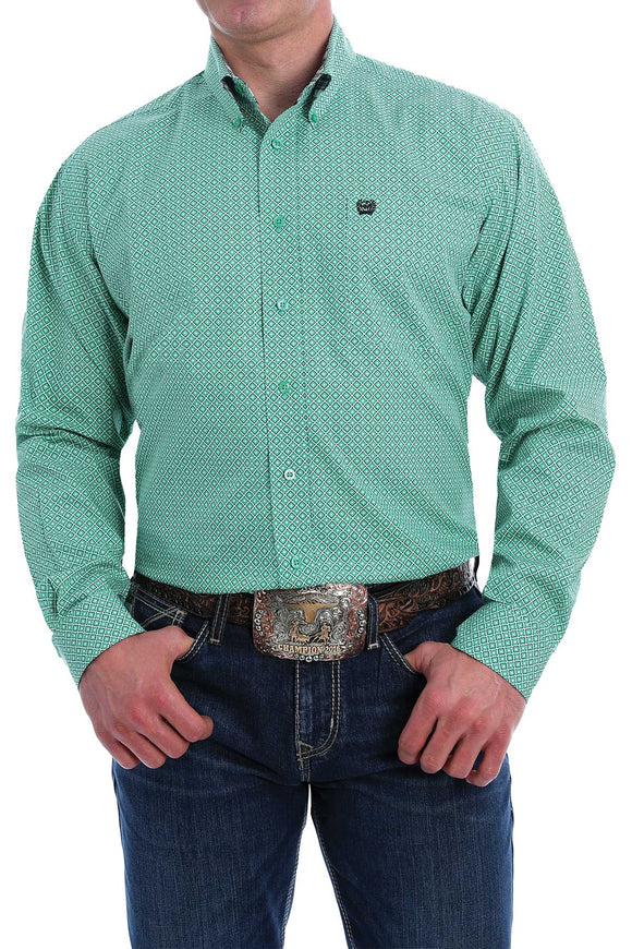 Cinch Button Down Shirt - MTW1105173