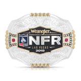 Montana Silversmiths 2019 WNFR Buckle - NFR319