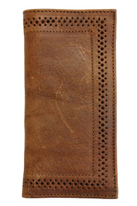 Rockin Leather Rodeo Wallet - W04