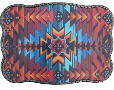 Wallet Buckle Aztec