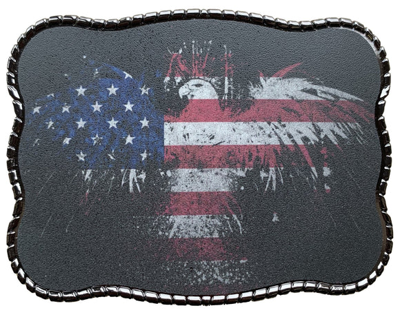 Wallet Buckle<br>American Eagle