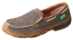 Twisted X ECO Slip On Driving Moc - WDMS009