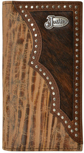 Justin Brown Western Rodeo Wallet - WJB184