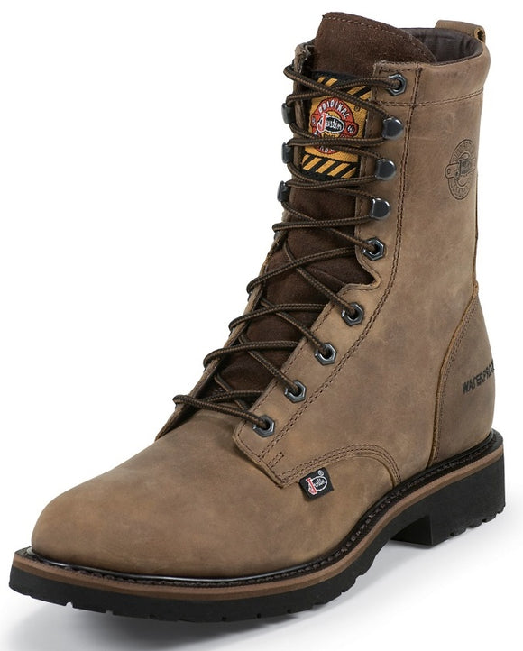 Justin Wyoming Waterproof Lacer - WK960