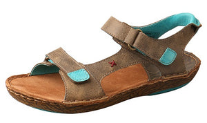 Twisted X Leather Wrap Sandal - WLW0004