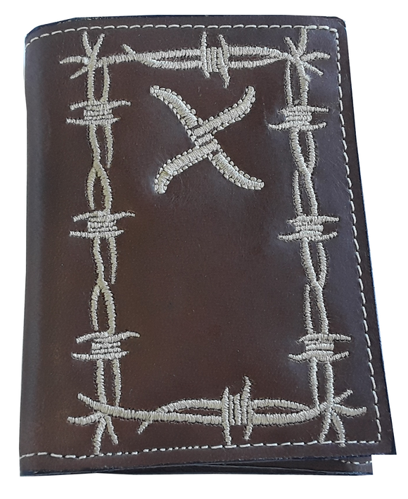 Twisted X TriFold Wallet  XRC-14T