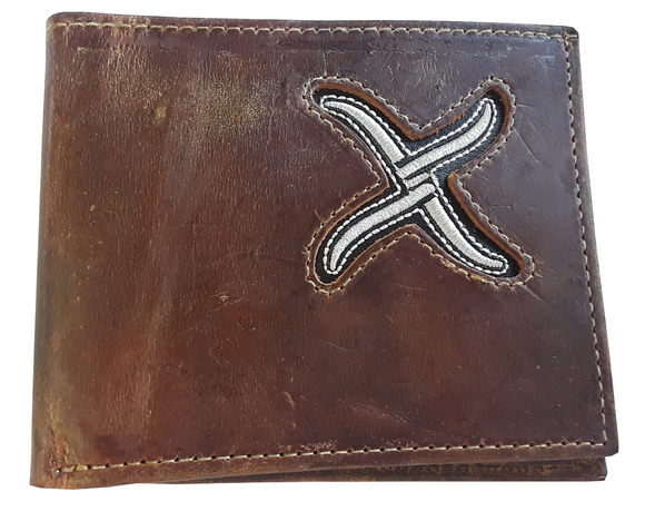 Twisted X BiFold Wallet  XRC-29B