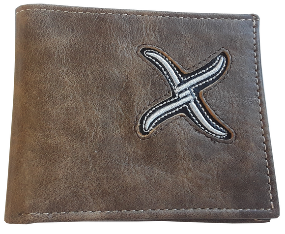 Twisted X BiFold Wallet  XRC-B4