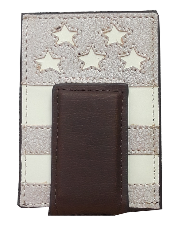 Twisted X Money Clip - Stars and Stripes   XRFP-10