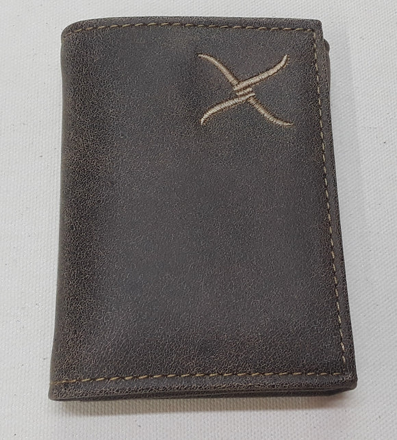 Twisted X TriFold Wallet  XWCB-NT1