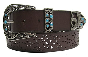 AndWest Perforated Belt   BLT503-20