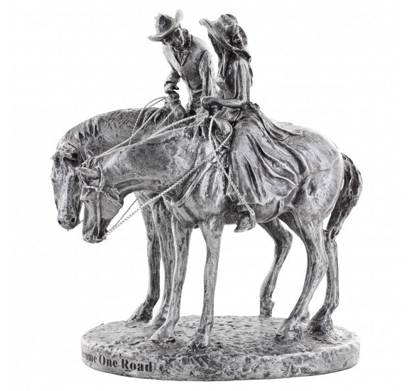 Montana Silversmiths Wedding Cake Topper - Cake4