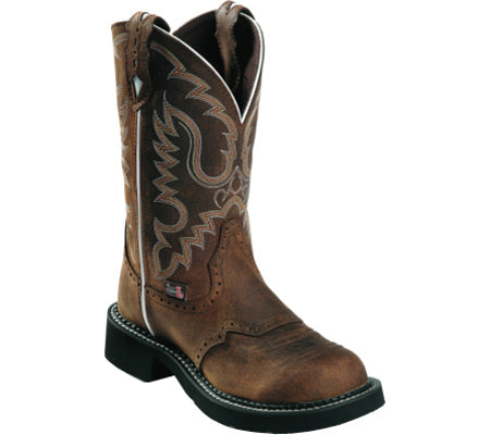 Justin Gypsy Aged Bark Boots - L9909