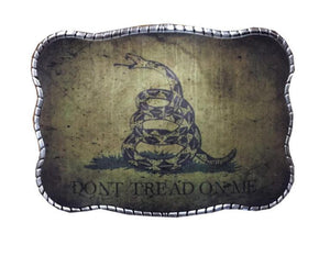 Wallet Buckle Don't Tread On Me